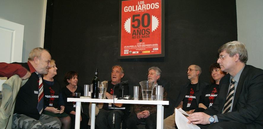 Jornadas 50 años Los Goliardos