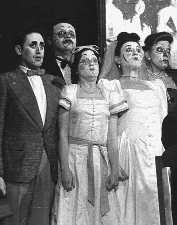 Historia | Los Goliardos | Teatro Independiente