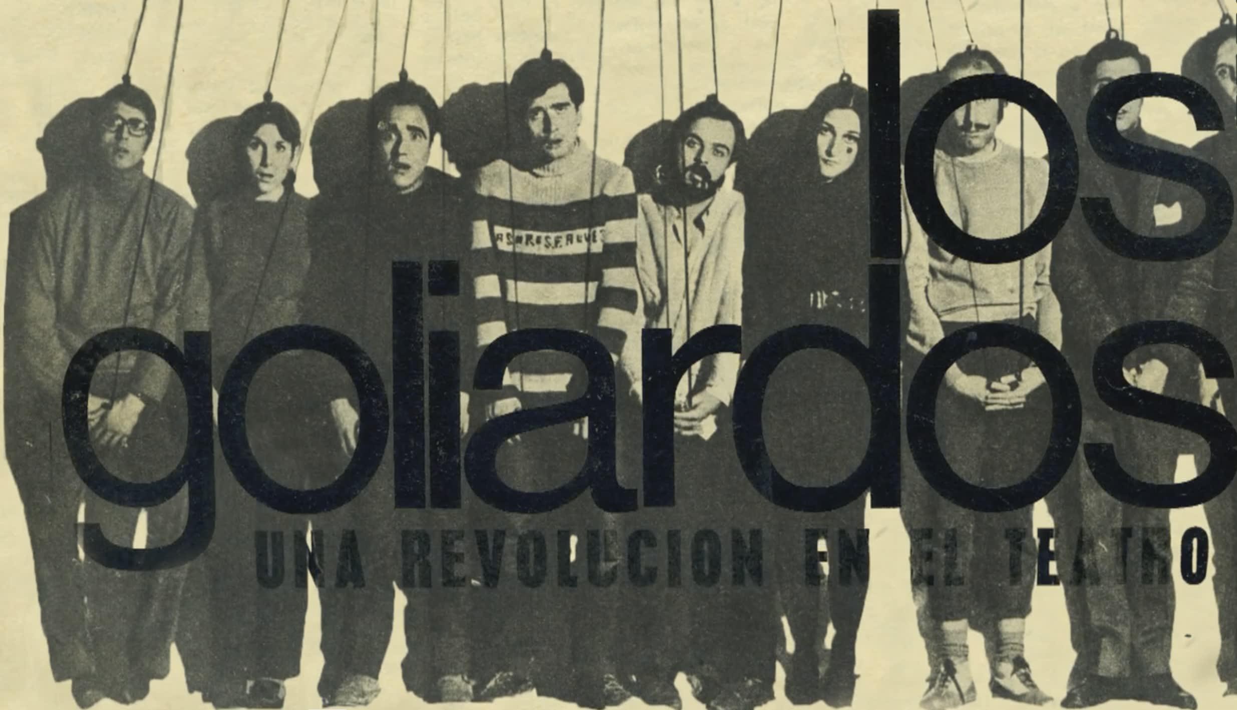 Documental Los Goliardos, una revolución en el teatro