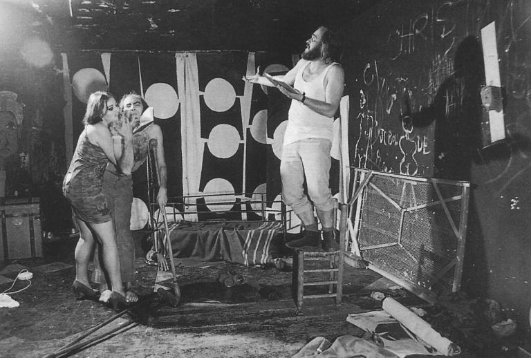 Ceremonia por un negro aseinado - Los Goliardos 1966 - Arrabal - Angel Facio