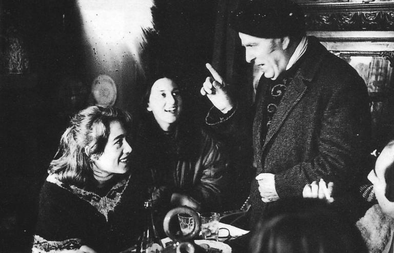 Curva de Zésar 1969 - Visita de Los Goliardos Teatro