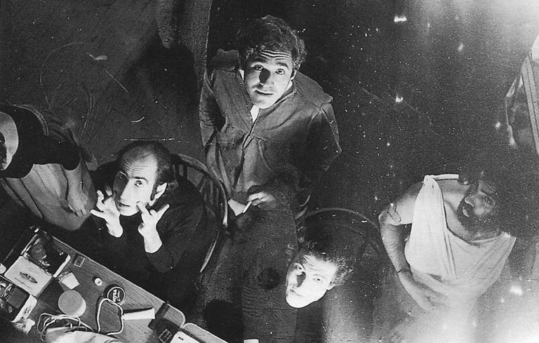Felix Rotaeta Los Goliardos camerino gira teatroJuan de Buenalma 1969