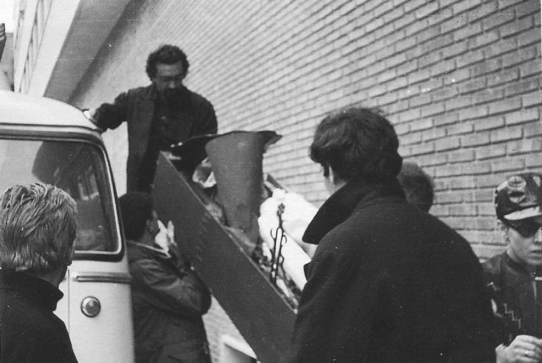 Festival de Nancy - Los Goliardos 1966