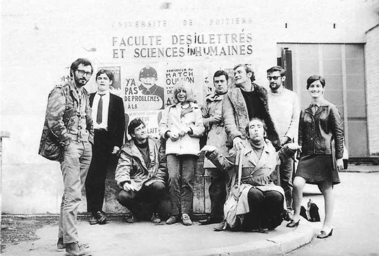 Gira europea Juan de Buenalma Los Goliardos 1969