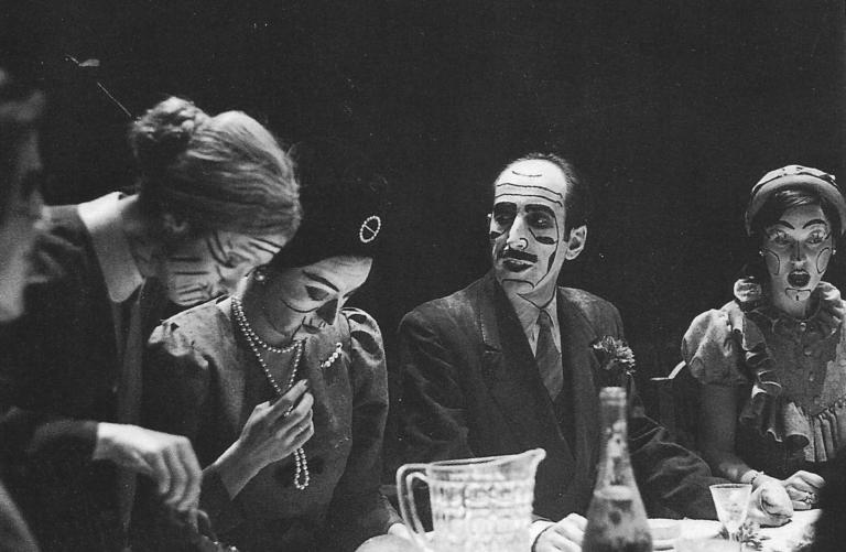 La boda de los pequeños burgueses - Los Goliardos Teatro 1972