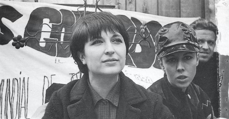 Los Goliardos en el Festival de Nancy de 1966