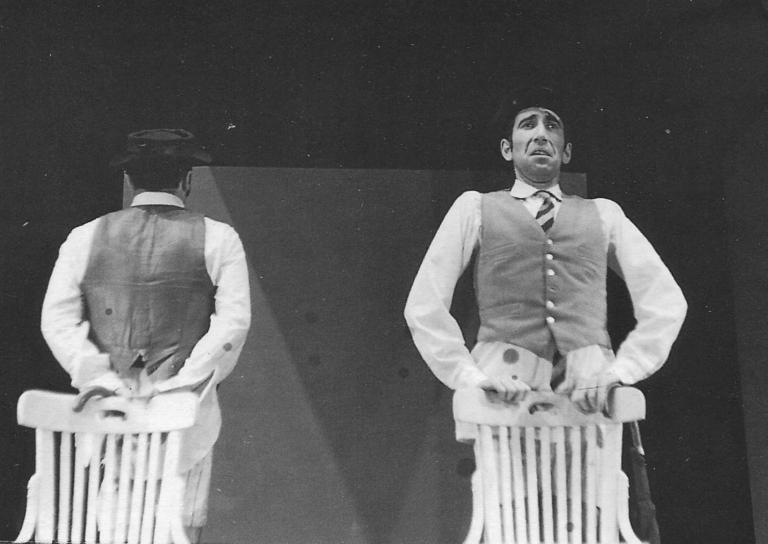 Strip-tease Mrozek Los Goliardos 1967