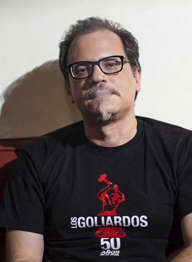 Alfredo Angarita | Los Goliardos