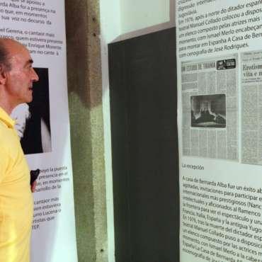 """Exposição comemorativa """"A Casa de Bernarda Alba"""" (1972-2017) 4"""