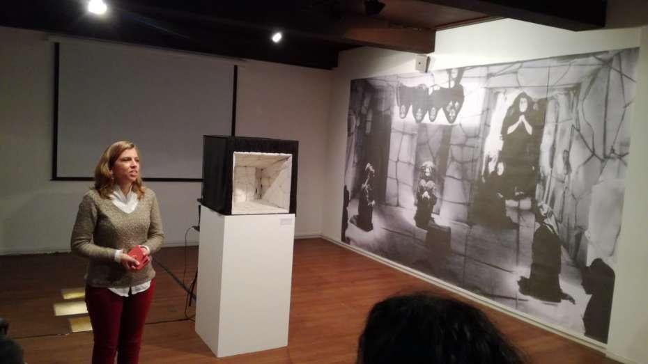 Exposicion Bernarda Alba 45 años - Ángel Facio - Instituto Camoes de Vigo10