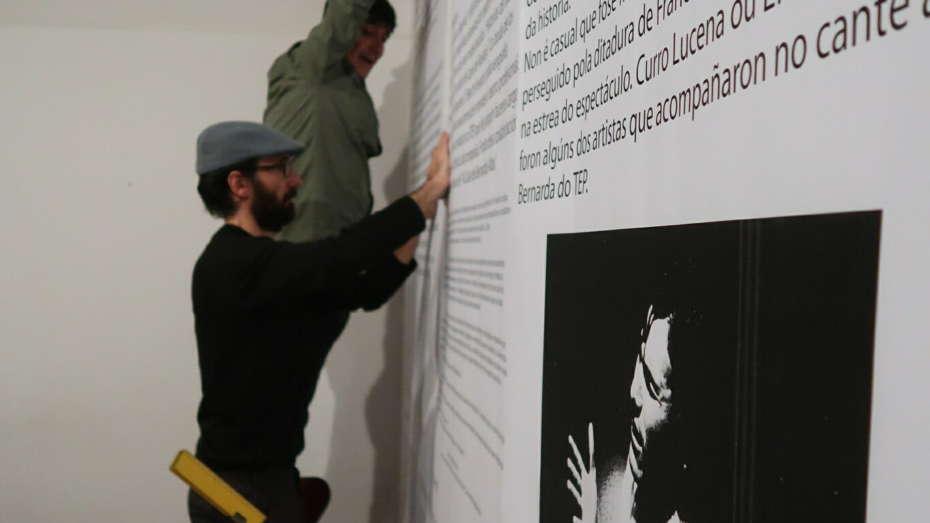 Exposicion Bernarda Alba 45 años - Ángel Facio - Instituto Camoes de Vigo2