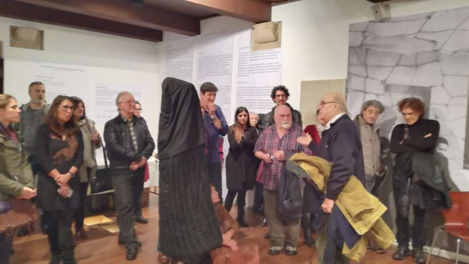 Exposicion Bernarda Alba 45 años - Ángel Facio - Instituto Camoes de Vigo8